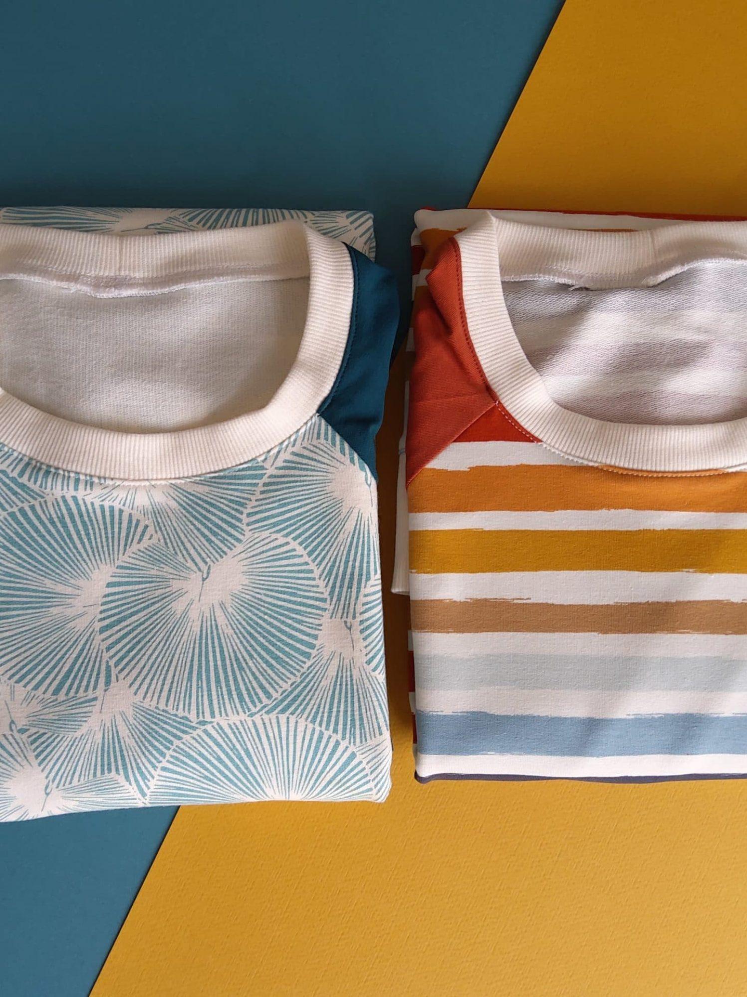 La collection t-shirt en coton bio