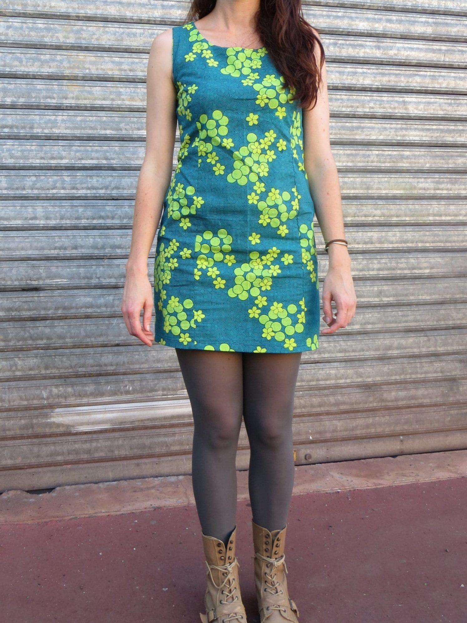 Une petite robe bien coupée