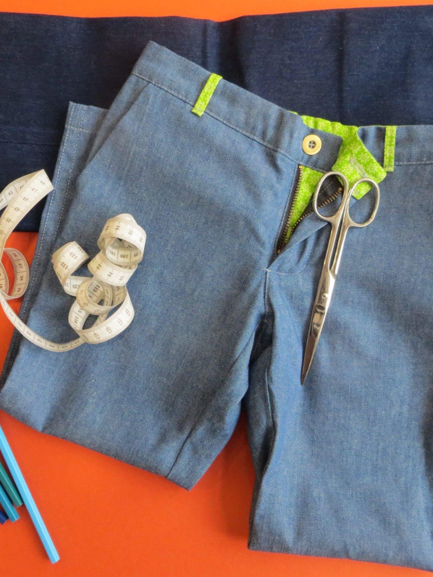 La série de pantalon enfant